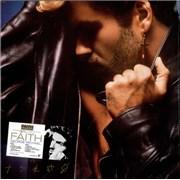 George Michael Faith Japan vinyl LP