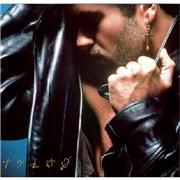 George Michael Faith UK 2-CD album set