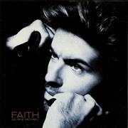 "George Michael Faith Spain 7"" vinyl Promo"