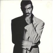 "George Michael Fast Love UK 12"" vinyl"