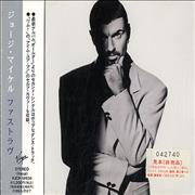 George Michael Fastlove Japan CD single Promo