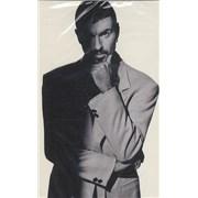 George Michael Fastlove USA cassette single