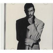 George Michael Fastlove USA CD single