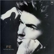 George Michael Fe (Faith) Argentina vinyl LP