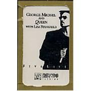 George Michael Five Live - Playing Cards USA memorabilia Promo