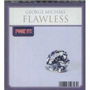 "George Michael Flawless Europe 3"" CD single"