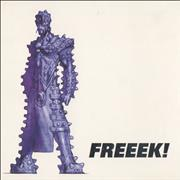 Click here for more info about 'George Michael - Freeek!'