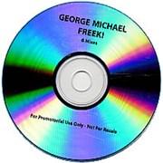 George Michael Freek! UK CD-R acetate Promo