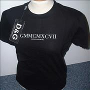 Click here for more info about 'George Michael - Gmmcmxcvii - D & G - Size M'
