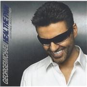 George Michael Heal The Pain USA CD-R acetate Promo