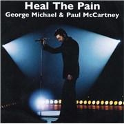 George Michael Heal The Pain UK CD-R acetate Promo