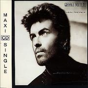 George Michael Heal The Pain Austria CD single