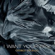 "George Michael I Want Your Sex UK 7"" vinyl"