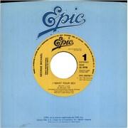 "George Michael I Want Your Sex Spain 7"" vinyl Promo"