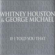 George Michael If I Told You That UK CD single
