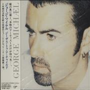 George Michael Jesus To A Child - Sealed Japan CD single