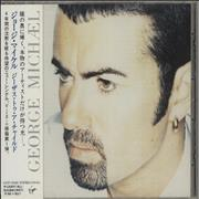 George Michael Jesus To A Child Japan CD single