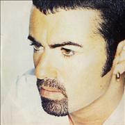 George Michael Jesus To A Child UK CD single Promo
