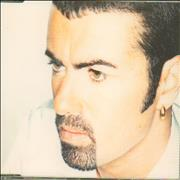 George Michael Jesus To A Child Netherlands CD single