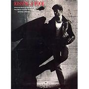 George Michael Kissing A Fool USA sheet music