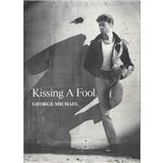George Michael Kissing A Fool UK sheet music