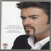 George Michael Ladies & Gentlemen - The Best Of UK DVD