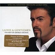 George Michael Ladies & Gentlemen - The Best Of George Michael Korea 2-CD album set