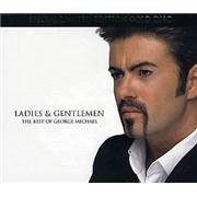 George Michael Ladies & Gentlemen - The Best Of Singapore 2-CD album set