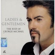 George Michael Ladies & Gentlemen - The Best Of Singapore Video CD