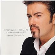George Michael Ladies & Gentlemen In Store Play Sampler USA CD album Promo
