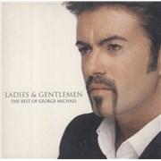 George Michael Ladies & Gentlemen Sampler UK CD album Promo