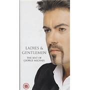 George Michael Ladies & Gentlemen UK video