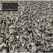 George Michael Listen Without Prejudice - 180gm - Sealed UK vinyl LP