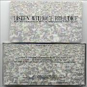 George Michael Listen Without Prejudice - An Interview With George Michael USA CD album Promo