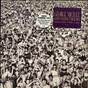 Click here for more info about 'George Michael - Listen Without Prejudice - Double Stickered - EX'