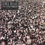 George Michael Listen Without Prejudice Colombia vinyl LP