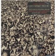 George Michael Listen Without Prejudice Brazil vinyl LP