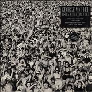 Click here for more info about 'George Michael - Listen Without Prejudice - stickered p/s'