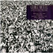 George Michael Listen Without Prejudice UK CD album