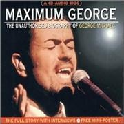 George Michael Maximum George UK CD album