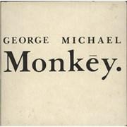 "George Michael Monkey Austria 3"" CD single"