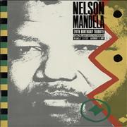 George Michael Nelson Mandela 70Th Birthday Tribute + Ticket Stub UK tour programme