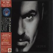 George Michael Older +  slipcase Japan CD album