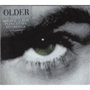 George Michael Older & Upper UK 2-CD album set