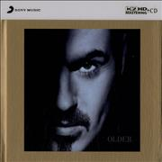 George Michael Older - K2 HD Mastering Hong Kong CD album