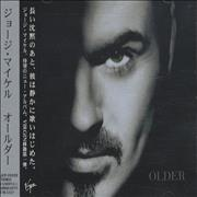 George Michael Older Japan CD album Promo
