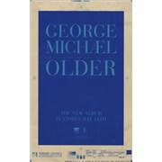 George Michael Older UK artwork
