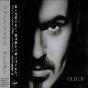 George Michael Older Japan CD album