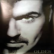 George Michael Older UK poster Promo