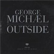 George Michael Outside UK CD single Promo